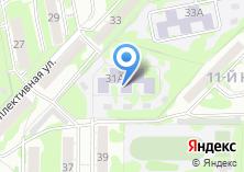 Компания «Детский сад №203» на карте