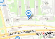 Компания «Ромэн» на карте
