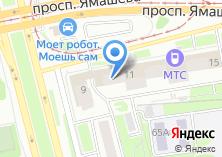 Компания «Панавто Ко салон-магазин» на карте