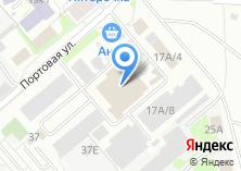 Компания «Регионторг» на карте