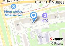 Компания «Керамомаркет УФА» на карте