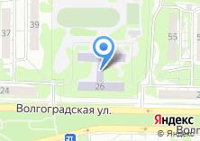 Компания «Детская музыкально-хореографическая школа №12» на карте