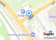 Компания «Таверна» на карте