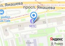 Компания «Applik» на карте