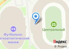 Компания «Эксперт тур» на карте