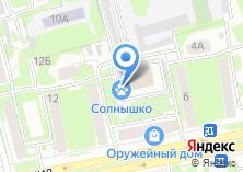 Компания «Сервисный центр по ремонту компьютеров и мобильных устройств связи» на карте