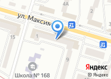 Компания «Дверной Эксперт» на карте