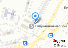 Компания «Казанский Гипронииавиапром» на карте