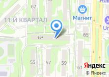 Компания «Темп-37» на карте