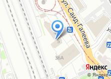 Компания «Турамко» на карте
