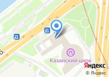 Компания «Kazan-tourist» на карте