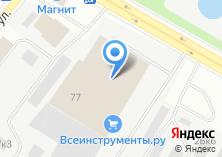 Компания «Автосервис грузовых автомобилей» на карте