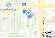 Компания «Алар» на карте