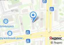 Компания «Баракят» на карте