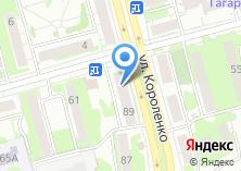 Компания «Метиз-Комплект» на карте
