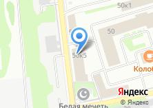 Компания «Авто-Шинторг» на карте