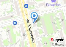 Компания «Instar Logistics транспортная компания» на карте