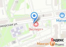 Компания «Центр Лучевой Диагностики» на карте
