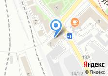 Компания «Казанский почтамт» на карте
