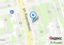 Компания «Очкын» на карте