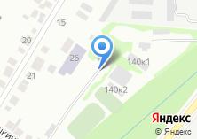 Компания «Авто-Драйв» на карте