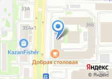 Компания «МТА» на карте