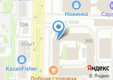 Компания «НПО АСПК» на карте