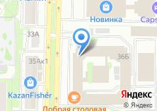 Компания «Ю-ПИТЕР КОНСАЛТИНГ» на карте