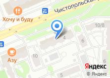Компания «Волго-Вятский банк Сбербанка России Ленинское отделение №6672» на карте