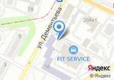 Компания «ТАТ-Коммерц» на карте