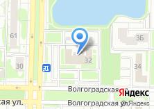 Компания «Отдел внешнего благоустройства Администрации Авиастроительного и Ново-Савиновского районов» на карте