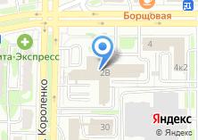 Компания «Натяжные потолки-ПотолкиКазани.рф - установка натяжных потолков» на карте
