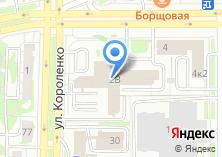 Компания «СИТЕКСИС» на карте