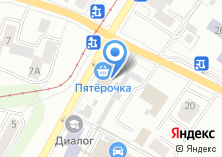 Компания «Товары для дома и офиса» на карте