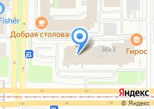 Компания «АК Профи» на карте