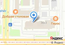 Компания «Мобаил-Тент» на карте