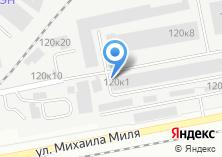 Компания «Кворус» на карте