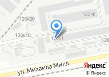 Компания «Трансформер» на карте