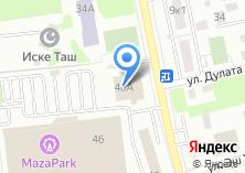 Компания «Айфат» на карте