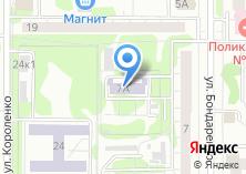 Компания «Детский сад №345» на карте