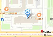 Компания «Адванс Лигал Групп» на карте