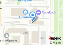 Компания «Интер-Дорс» на карте