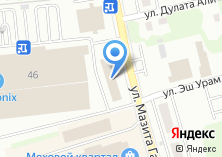 Компания «Самолетъ-Богатырь» на карте