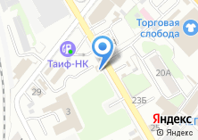 Компания «АвтоШина» на карте