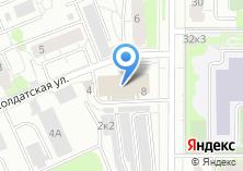 Компания «Иност» на карте