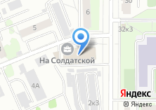 Компания «Татметлом» на карте