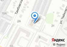 Компания «Авиастроительный районный суд г. Казани» на карте