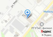 Компания «Ломжа» на карте