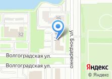 Компания «Энергоавтоматика» на карте