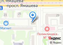 Компания «Алтын Хыял» на карте